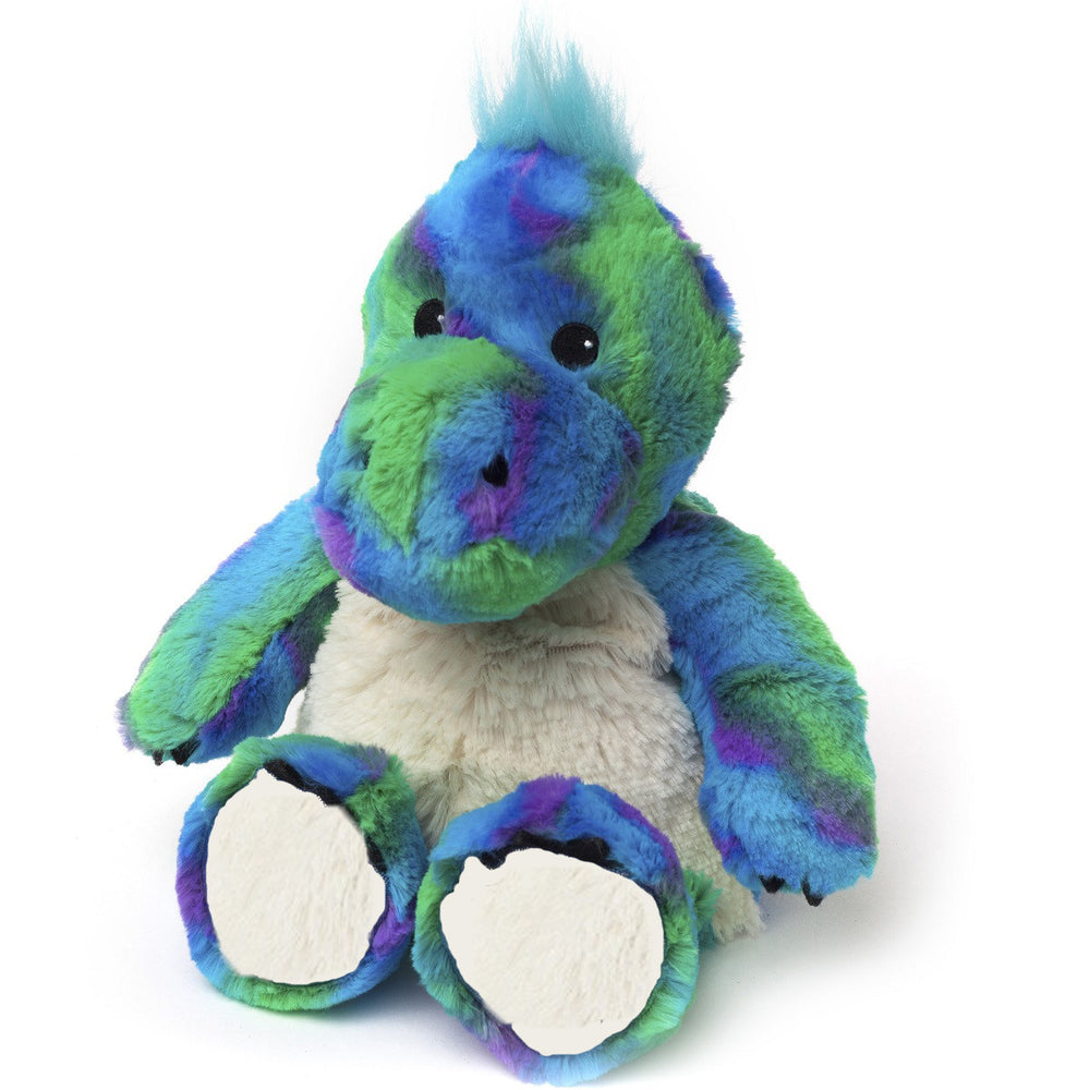Warmies Cozy Plush Dinosaur Soft Toy