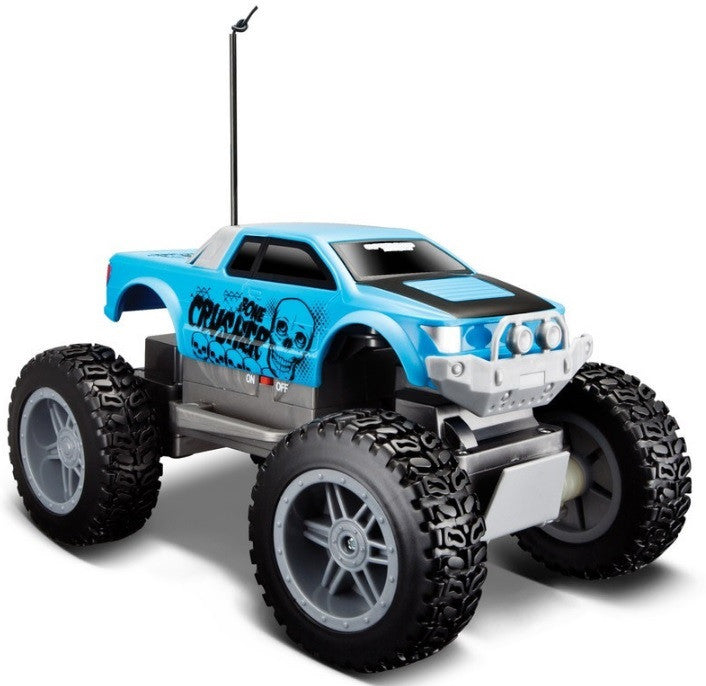Maisto Rock Crawler Jr Radio Remote Control Car