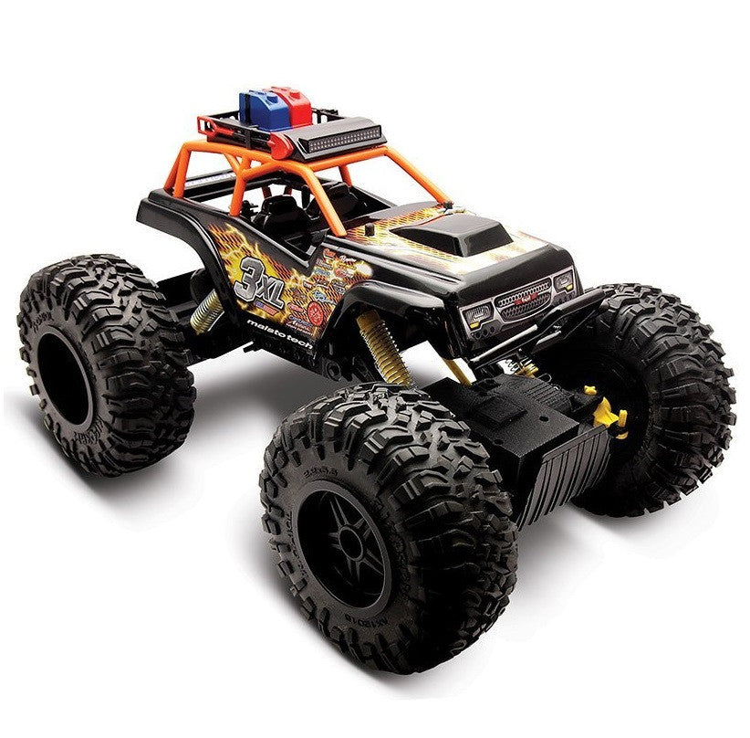 Maisto Rock Crawler XXXL Radio Remote Control Car