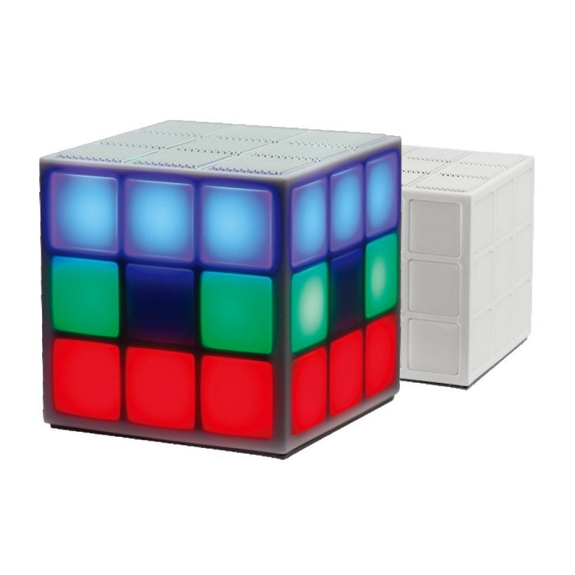 Mini Cube LED Speaker
