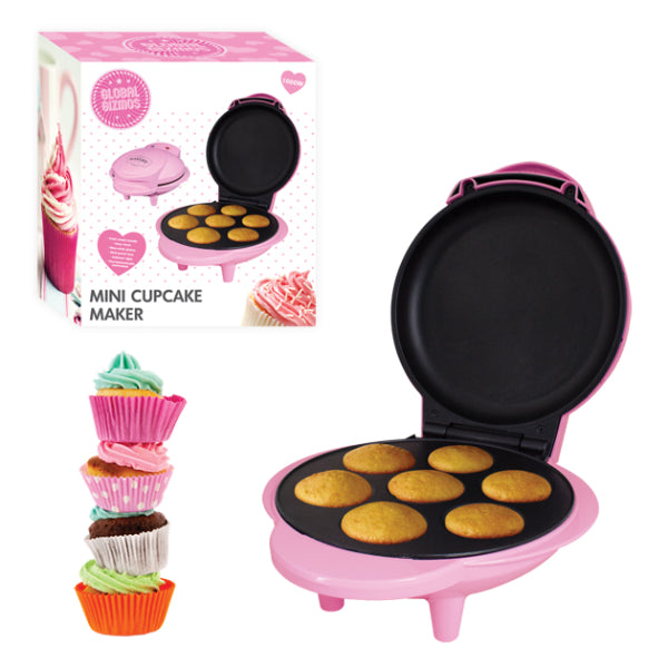 Global Gizmos mini cupcake maker with box