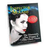 Inspector McClue 'The Diamonds The Dagger & One Classy Dame' Murder Mystery Game