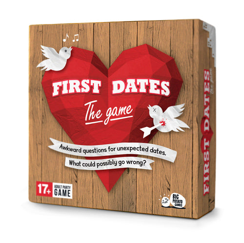 First Dates: The Game - Adult Party Game