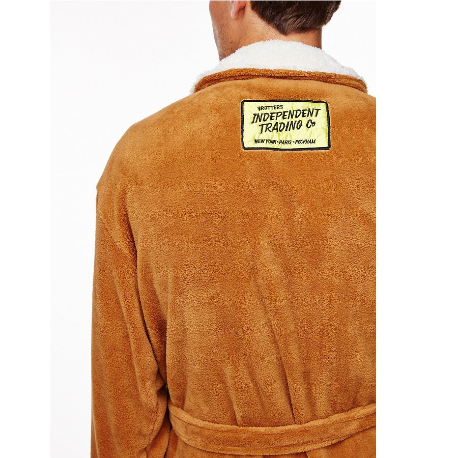 Only Fools & Horses Del Boy Dressing Gown Bathrobe Patch