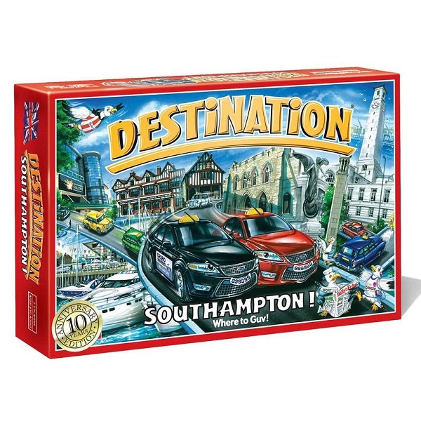 Destination: Southampton - Souvenir Game - 10th Anniversary Edition