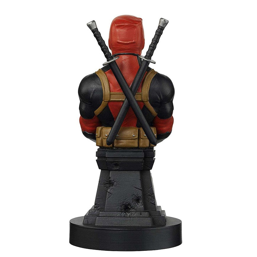 Cable Guy Deadpool Gaming Controller / Phone Holder Back