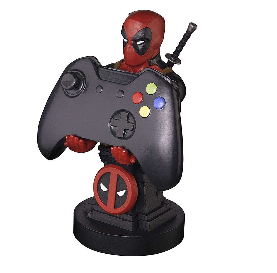 Cable Guy Deadpool Device Holder