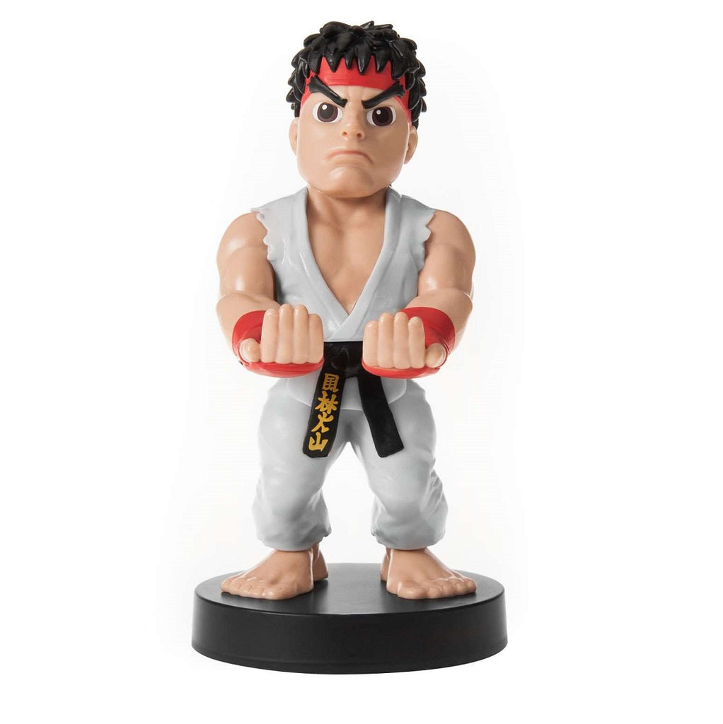Cable Guy Ryu Street Fighter Gaming Controller / Phone Holder Front