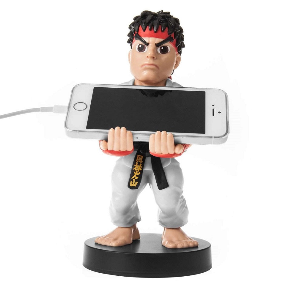 Cable Guy Street Fighter Ryu Gaming Controller / Phone Holder