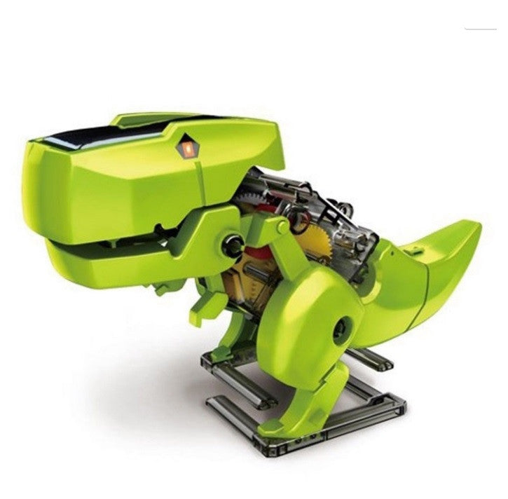 T4 4 in 1 Solar Dinosaur Robot Kit