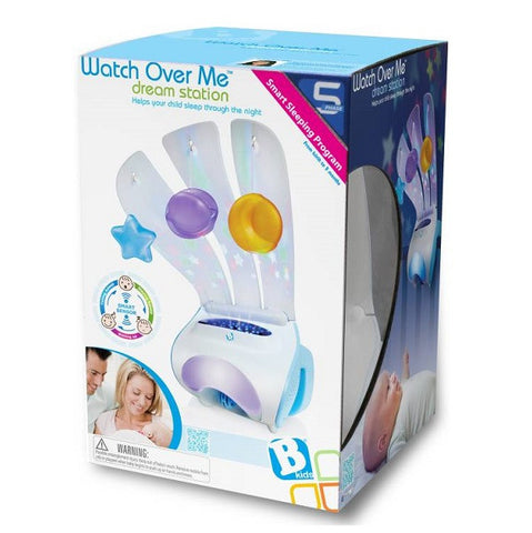 SMART Desktop Bladeless Baby Fan