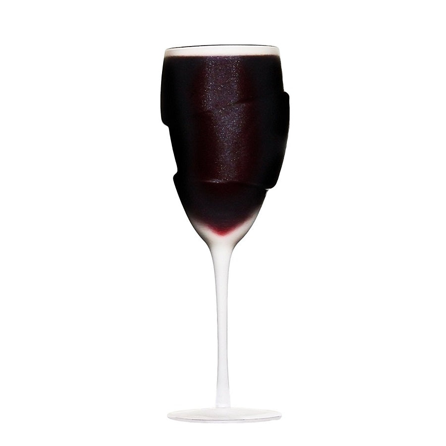 Drunk Wine Glass or Novelty Wine Glasses for a Funny Wine Gifts