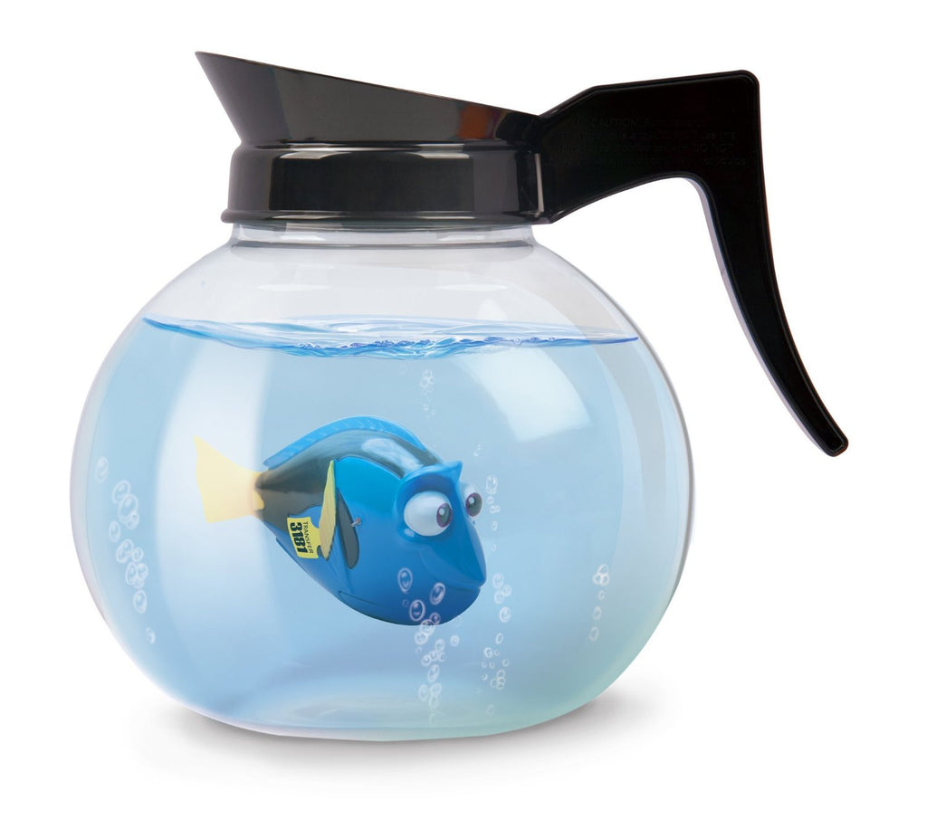 Finding Dory Bath Toy Coffee Pot Bowl Playset