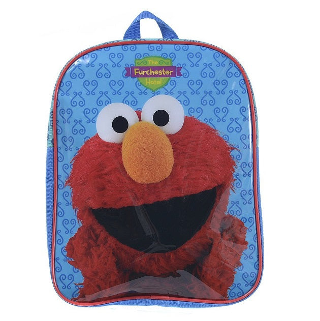 Furchester Elmo Small Backpack