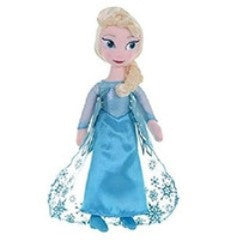 "Disney Frozen 10"" 26cm Plush Rag Doll Soft Toy - Elsa"