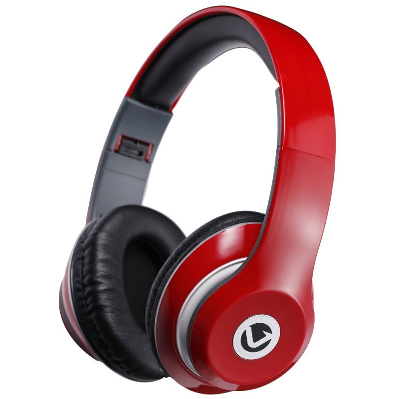 Volkano Falcon Series Headphones - Red