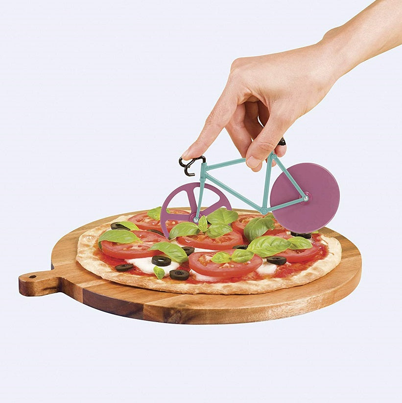 The Fixie Watermelon Pizza Cutter by DOIY