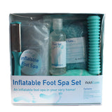 Inflatable Foot Spa Gift Set
