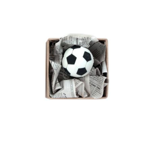 World's Smallest Package - Football