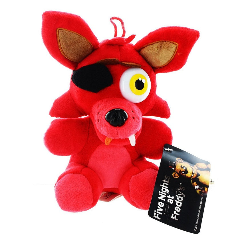 "Five Nights At Freddy's 10"" Soft Plush Toy Foxy character"