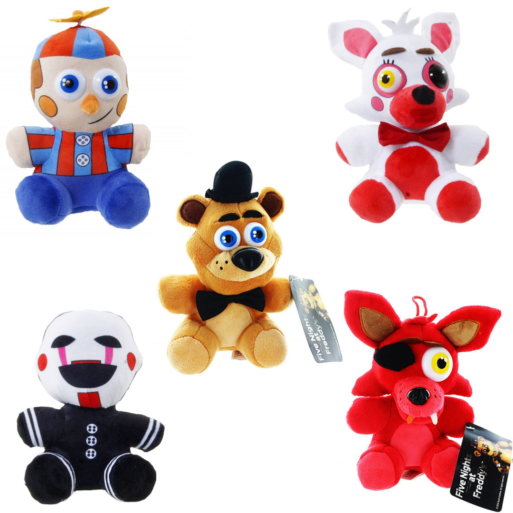 "Five Nights At Freddy's 10"" Soft Plush Toys"