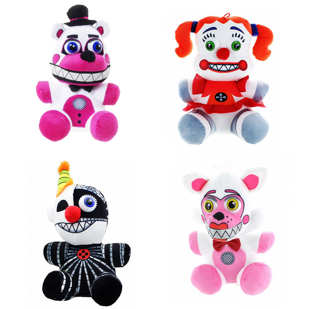 "Five Nights At Freddy's: Sister Location 12"" Soft Plush Toy"