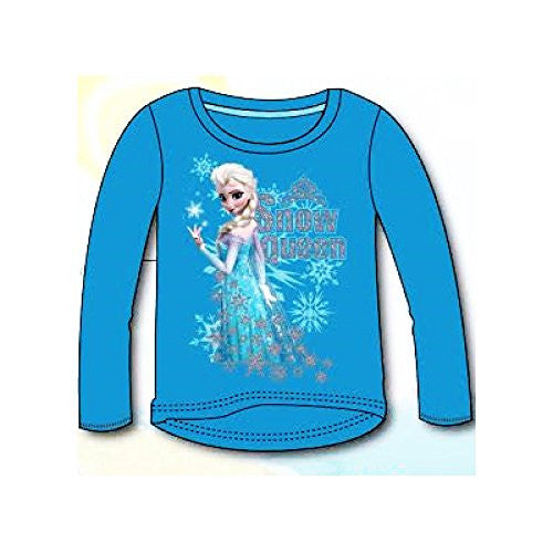 Disney Frozen Snow Queen Long Sleeve T-Shirt