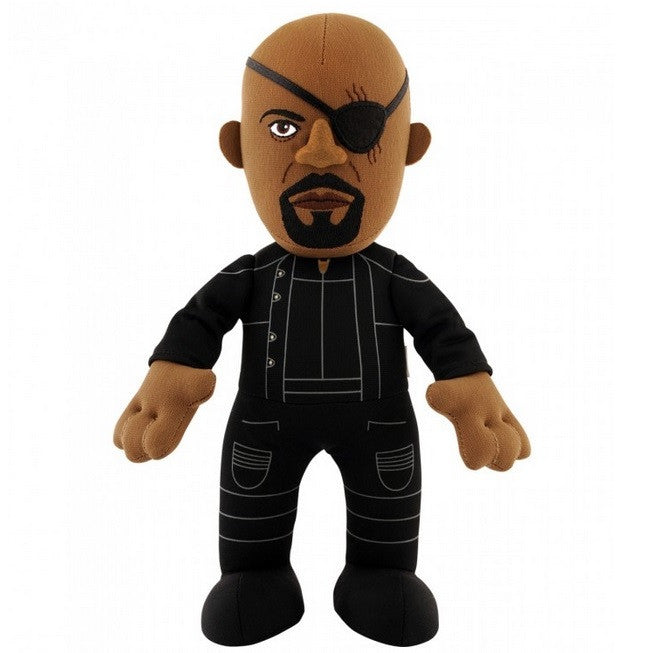 "Marvel Avengers Age Of Ultron  'Nick Fury' 10"" Plush Figure"