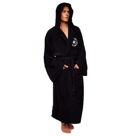 Star Wars Dressing Gown Galactic Empire Men's Bathrobe