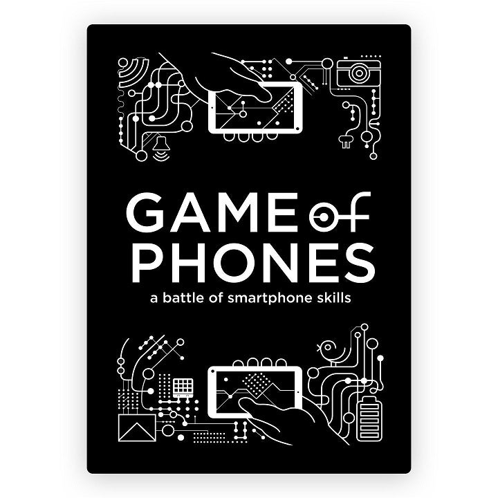 Game of Phones - Smartphone Skills Game