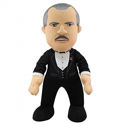 "Don Vito Corleone 'The Godfather' 10"" Plush Figure"