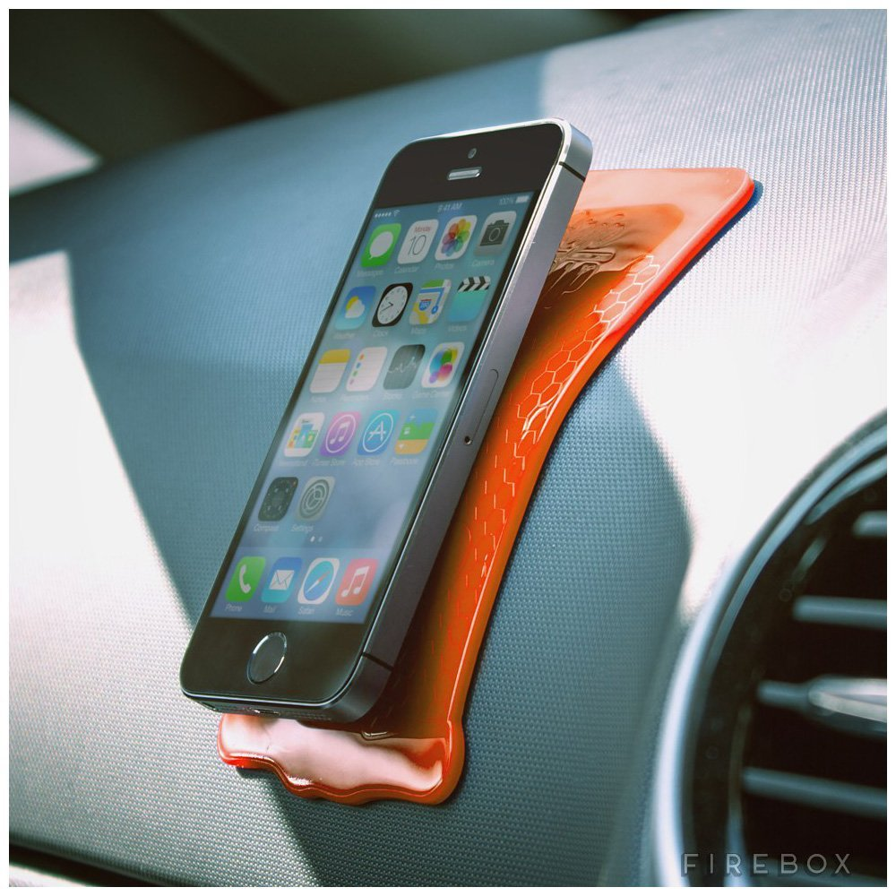 Dashboard sticky pad is a great gift for him or gadget gift for men