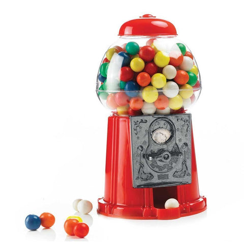 Aluminium Gumball Machine ~ Retro style Gumball Machine 11""