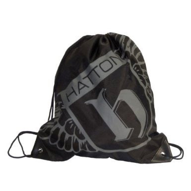 Hatton Boxing Gym Sack ~ Black