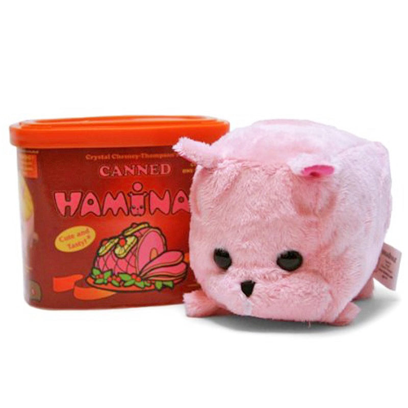 Canned Haminal Soft Plush Toy