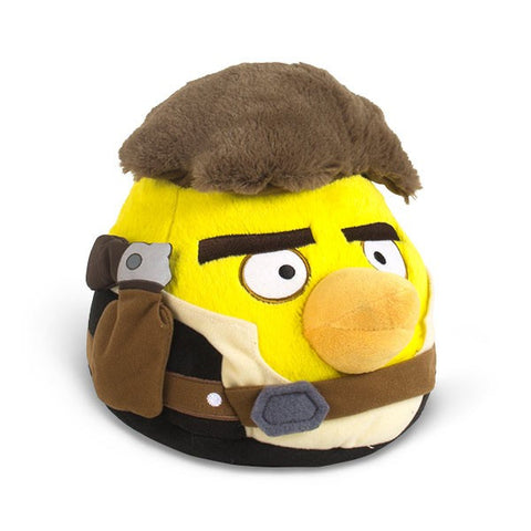 "Angry Birds Star Wars 16"" Plush Toy - Hans Solo"