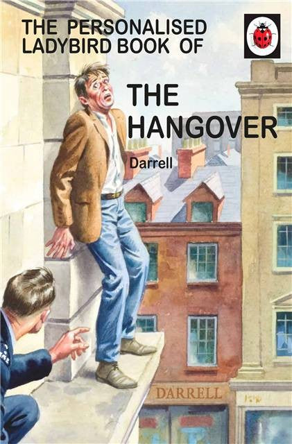 The Hangover - Ladybird Licenced Book For Adults