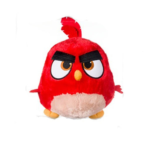 Angry Birds 'Hatchlings' Soft Plush Toy - Red