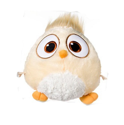 Angry Birds 'Hatchlings' Soft Plush Toy - Cream