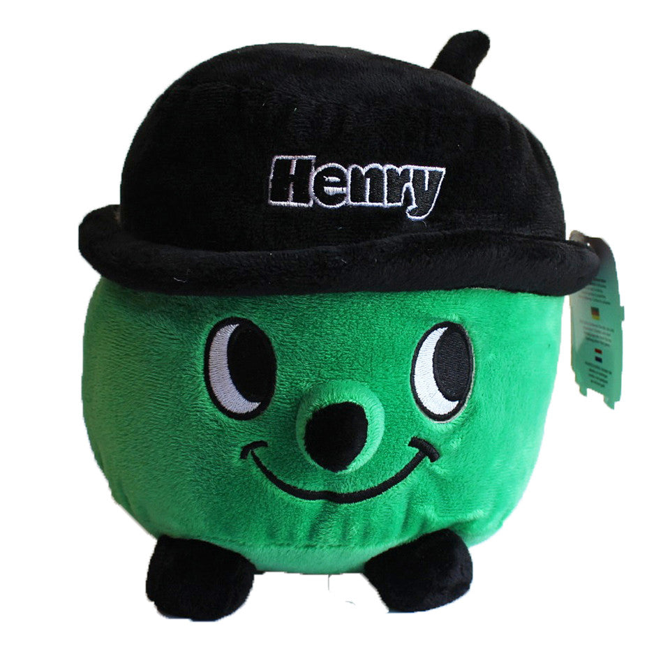 "Huggable Henry 8"" Soft Plush Toy - Green"