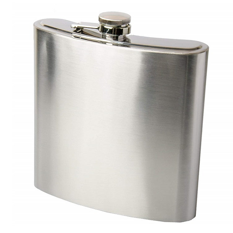 XXL Stainless Steel Hip Flask