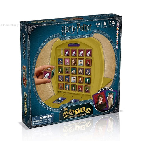 Harry Potter Top Trumps Match Board Game