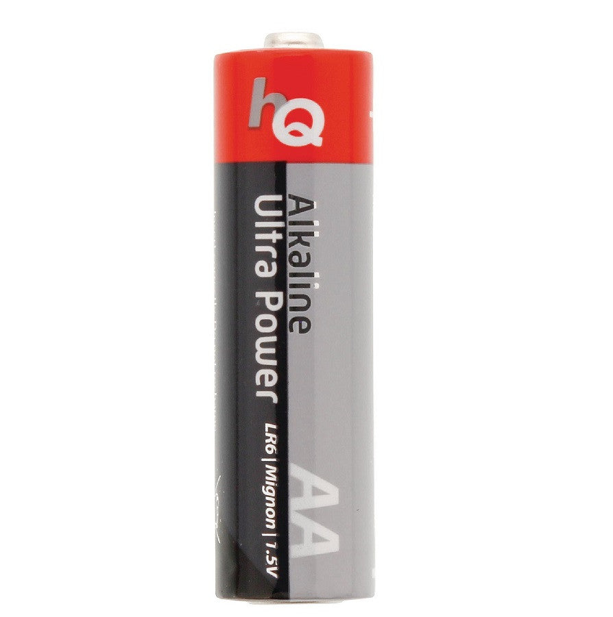 HQ AA/LR6 1.5 V Alkaline Battery (4 Blister)