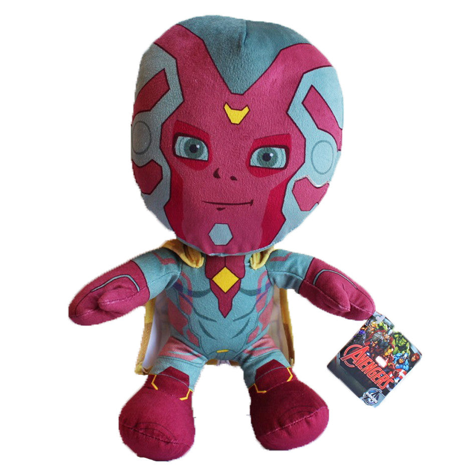 "Iron Man Jarvis 12"" Plush Soft Toy"