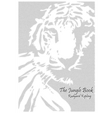 'The Jungle Book' Full Book Text Poster Print
