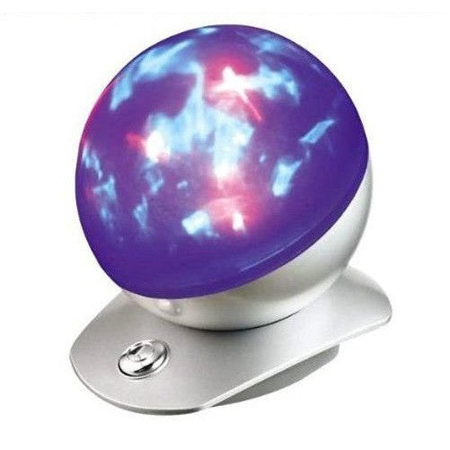 Laser Sphere - Colour Changing Lamp