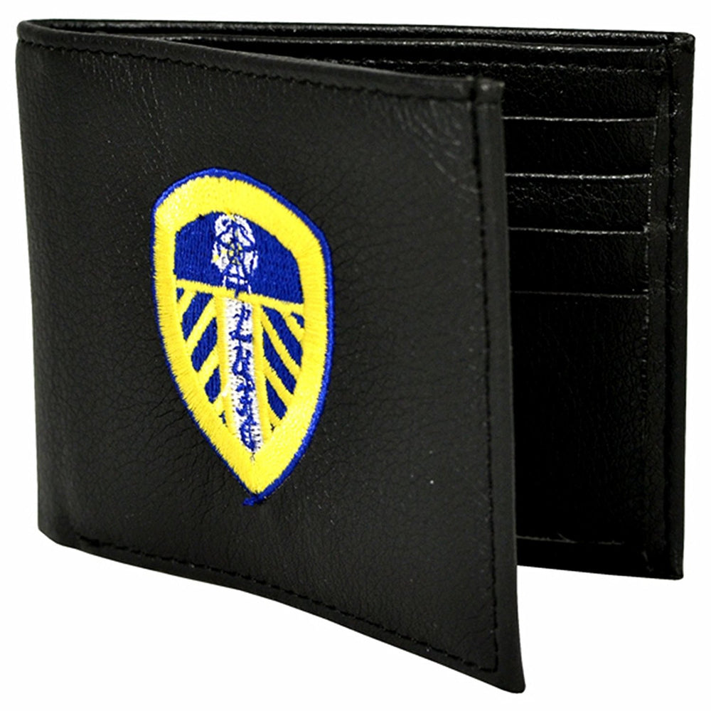 Leeds United PU Leather Wallet
