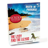 Inspector McClue 'The Lady & The Lizard' Murder Mystery Game
