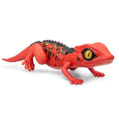 Robo Alive Lurking Lizard - Saharan Red Lizard