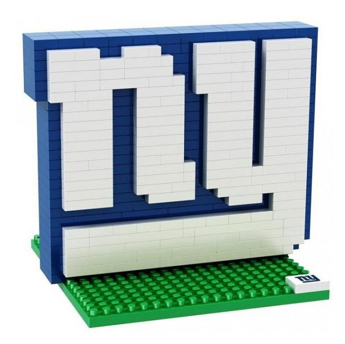 American Football BRXLZ Team Logo 3D Puzzle - New York Giants